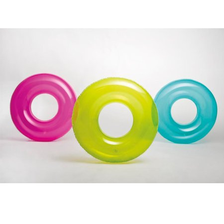 Boia Transparente Lisa Cores Sortidas 76cm - Intex
