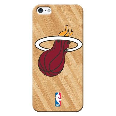 Capa de Celular NBA - Iphone 5C - Miami Heat - B18