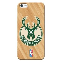 Capa de Celular NBA - Iphone 5 5S SE - Milwaukee Bucks - B19