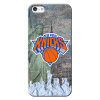 Capa de Celular NBA - Iphone 5C - New York Knicks - F04