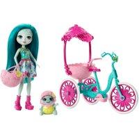 Enchantimals Veículos Bicicleta para Dois - Mattel