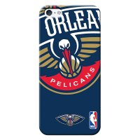 Capa de Celular NBA - Iphone 5C - New Orleans Pelicans - D21