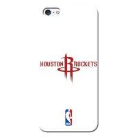 Capa de Celular NBA - Iphone 5 5S SE - Houston Rockets - A13
