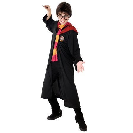 Fantasia Harry Potter Grifinória M - Sulamericana