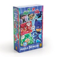 Quebra Cabeça PJ Masks 30 Peças - Grow