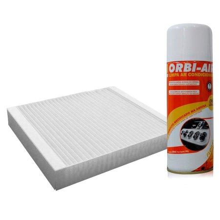 Filtro do Ar Condicionado Cabine GM Cobalt Cruze Sonic Spin Onix Tracker+ Higienizador