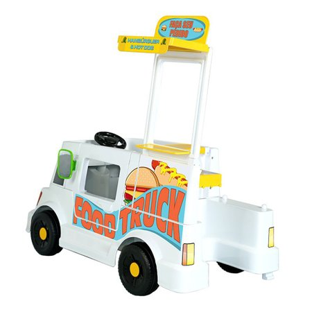 Food Truck Elétrico 6V - Bandeirante
