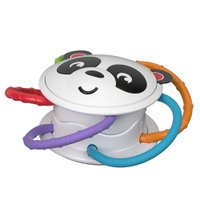 Fisher Price Chocalho Twist & Turn Panda - Mattel