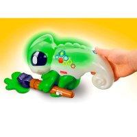 Fisher Price Camaleão das Cores - Mattel