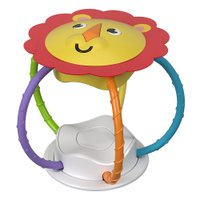 Fisher Price Chocalho Twist e Turn Lion - Mattel