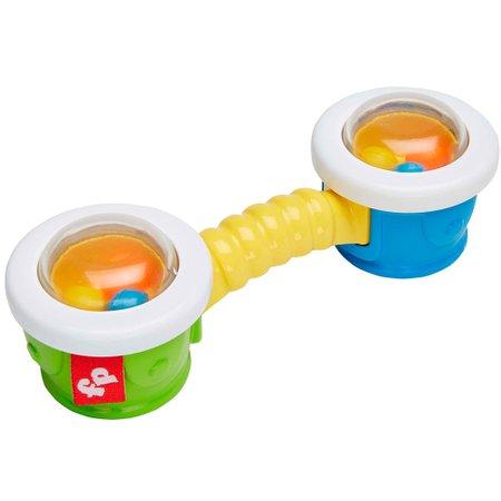 Fisher Price Chocalhos Musicais Bongô - Mattel
