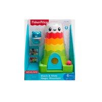 Fisher Price Montanha Empilhável Magic Moutain So - Mattel