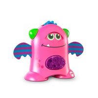 Fisher Price Monstro Animado Rosa - Mattel