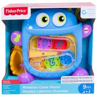 Fisher Price Monstro Labirinto Divertido - Mattel
