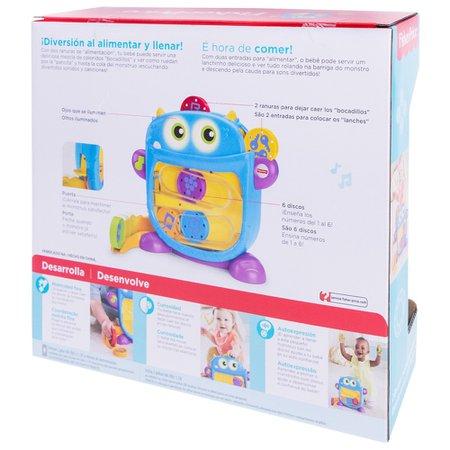Fisher Price Monstro Labirinto Divertido - Mattel