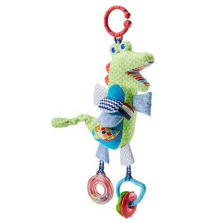 Fisher Price Jacaré de Atividades - Mattel