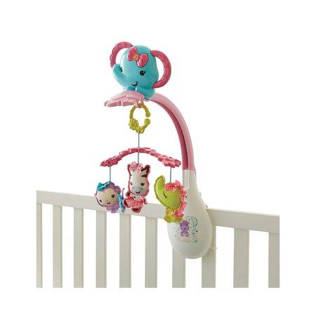 Fisher Price Mobile Amiguinhas Animais - Mattel