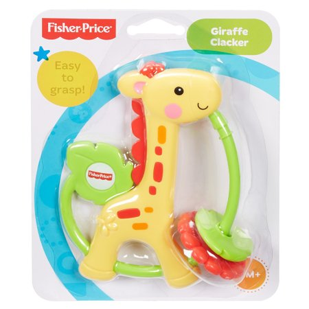 Fisher Price Mordedor Girafa - Mattel