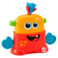 Fisher Price Monstro Animado Amarelo - Mattel