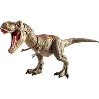 Jurassic World Tyrannosaurus Rex de Batalha - Mattel