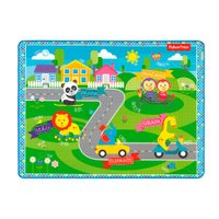 Fisher Price Tapete Emborrachado 155x120 cm - Fun Divirta-se