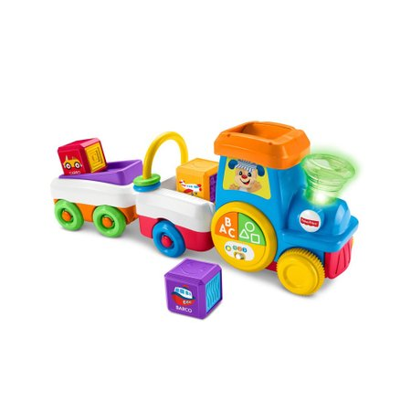 Fisher Price Trem Primeiras Palavras - Mattel