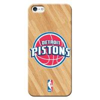 Capa de Celular NBA - Iphone 5 5S SE - Detroit Pistons - B09