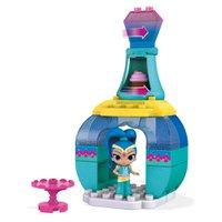 Mega Bloks Shimmer e Shine Palácio da Shine - Mattel