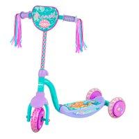 Meu Primeiro Patinete Sereia - Astro Toys