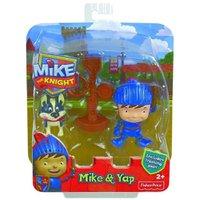 Mike O Cavaleiro - Mike e Yap - Mattel