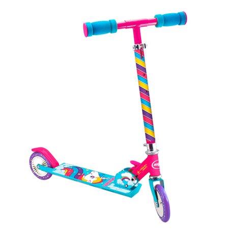 Patinete Inline Unicórnio - Astro Toys