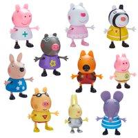 Peppa Pig Fantasia 10 Figuras - DTC