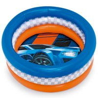Piscina Summer Hot Wheels 68 Litros - Fun Divirta-se