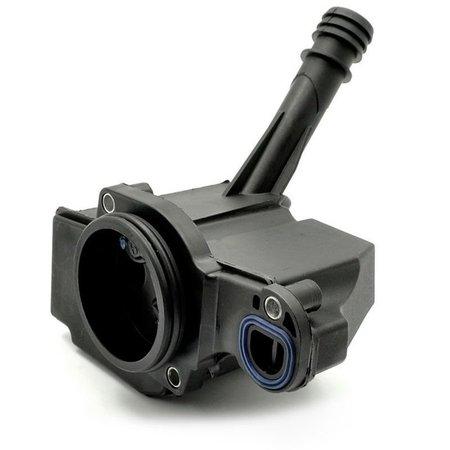 Válvula Anti chamas Vw Fox 1.0 Polo Sedan Hatch Gol 8V 16V 2002 em Diante