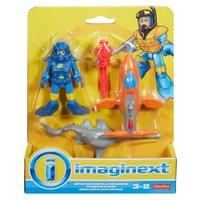 Imaginext Oceano Básico Mergulhador - Mattel