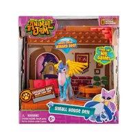 Animal Jam Playset Small House Den - Fun Divirta-se