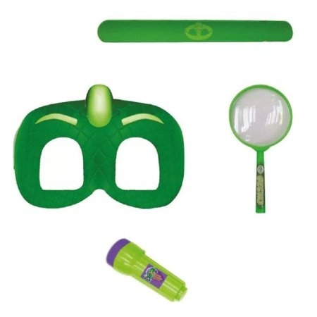 PJ Masks Set Adventure Lagartixo - Candide