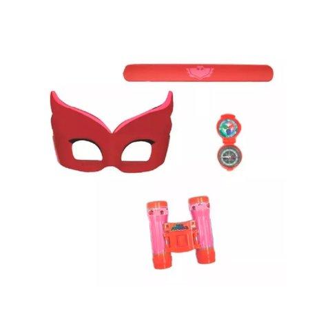 PJ Masks Set Adventure Corujita - Candide