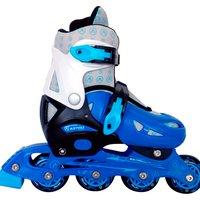 Patins Ajustável Azul M - Astro Toys