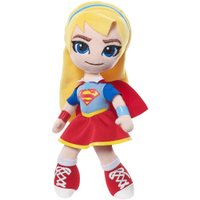DC Super Hero Girls Pelúcias Super Girl - Mattel