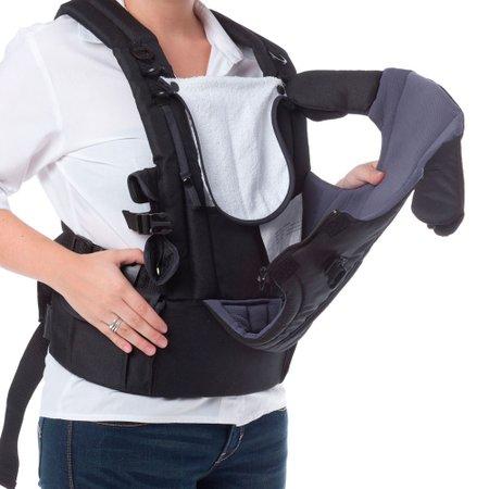Canguru Uni-T Full Black -  Safety 1st