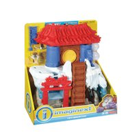 Imaginext Templo Yeti - Mattel