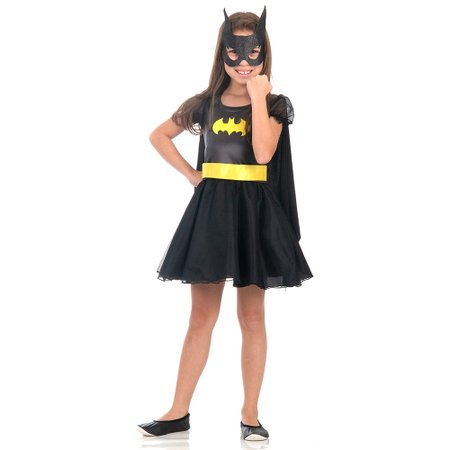 Fantasia Batgirl Princesa P - Sulamericana