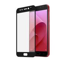 Película Coverage Color para Asus Zenfone 4 Selfie PRO ZD552KL - Preta - Gorila Shield