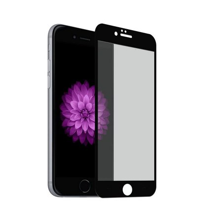 Película Coverage Color para iPhone 6 Plus e 6S Plus - Preta - Gorila Shield