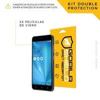 Película de Vidro Dupla para Asus Zenfone 3 Zoom - Gorila Shield