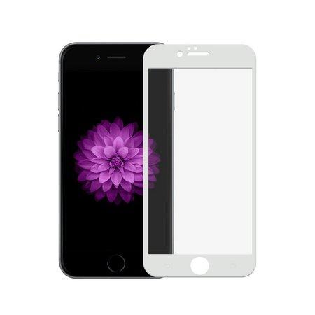 Película Coverage Color para iPhone 6 Plus e 6S Plus - Branca - Gorila Shield