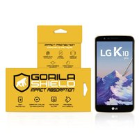 Película de Vidro Dupla para LG K10 Pro - Gorila Shield