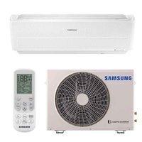 Ar-Condicionado Split Wind Free 8-Polos 9000 BTUs Samsung Digital Inverter Quente/Frio - AR09NSPXBWKXAZ