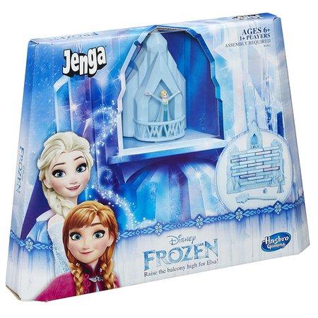 Jogo Jenga Frozen - Hasbro